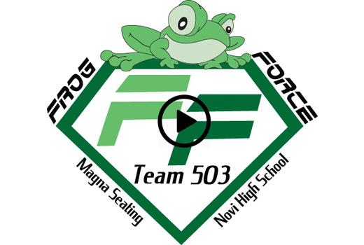 Frog Force 503 Volunteers